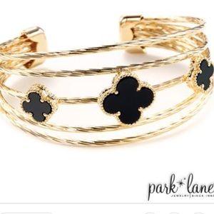 Park Lane Gold Coast Black gold bracelet